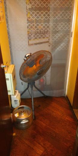 換気扇風機